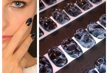 CND Runway Nails - Fashion Week S/S 2015 / CND custom Nail Art straight from the S/S 2015 Fashion Week runways / by CND