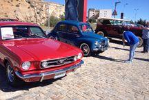 Concentraciones de coches clasicos / Concentraciones de coches clásicos por toda España
