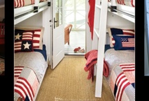 Bunk rooms for boys