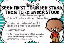 7 Habits - 5 Seek 1st to Understand