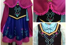 Princess Dresses / Costumes - By The Pauper's Castle / Disney inspired princess costumes