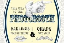 Signs / Posters and Signs for your Photobooth and Wedding