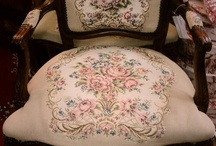 Needle Point Furnitures