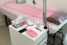 Lash room