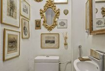 Small toiley
