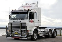 Scania 1-4 Series 6 cylinder models
