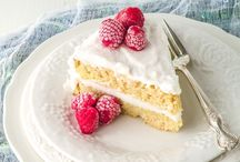 Cake Delights / by Susan Jevens