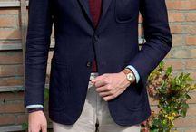Suits man