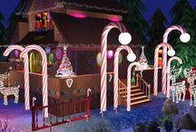 The Sims 2 Christmas downloads