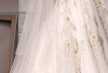 vintage vail & dress