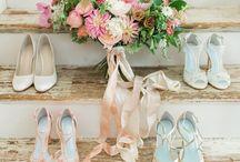 Bröllop skor