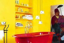 Decoração do Banheiro / Dicas e Inspirações para decorar o banheiro ou lavabo da sua casa
