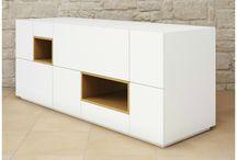 mobiliario con diseño