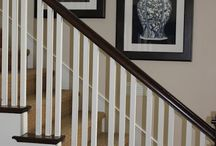 Entryways|Staircases|Doors / by Caroline E. Cleghorn