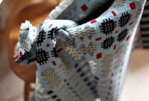 carthenni / Welsh blankets / by Catrin Lewis