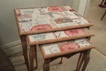 My projects / Upcycling