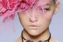 colour palette: pinks
