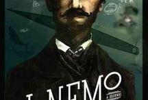 "Nemo saga / ""Jules Verne's Captain Nemo"" related things"