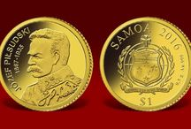 ZŁOTE MONETY / Złote monety, zestawy i kolekcje monet złotych z mennic całego świata
