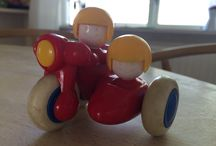 Legetøj Toys / Jeg ELSKER legetøj I LOVE toys