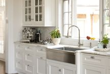 Kitchens  / by Lydia Stubbs