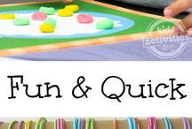 Fun activity 4 kid / Edufun, playing together, out door games