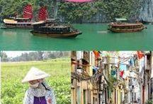 Vietnam - travelling