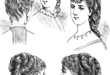 1880 hairstyle