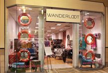 Wanderloot Retail Store - Portland, Oregon / Come visit our first retail location! We're in the Lloyd Center on the 2nd floor across from H&M.