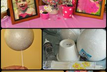 Lucy turns 2!! / My baby girl turns 2!  / by Rebekah Palmquist