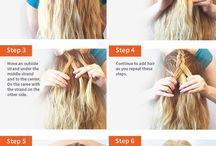 Hairs idea