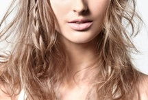 Bohemian hair & make-up Inspiration  / by Ashley Nihart