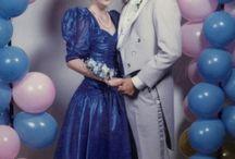 Birthday 80s Prom