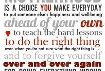 Wise sayings / by Kris Eriksen