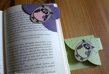Bookmarks / by Joelle Owl-Cat