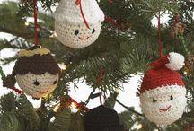 Amigurumi karácsony