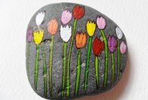 sten - blomster