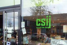 CSIJ Collective Store IJburg / CSIJ is een prachtige pop-up store op IJburg, Amsterdam, Onze desigers ontwerpen veel zelf, of kopen precies de juiste spullen in, kom langs! Interior, kids, sieraden, art, crafts, illustraties en textiel.  CS IJburg, Joris Ivensplein 8, Amsterdam