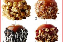 Caramel / Candy apples / by Kitty~ no pin limits Oskin )O(