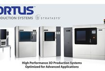 3D Production System / The Stratasys 3D Production Series brings world-class prototyping, tooling and digital manufacturing to your designers and engineers.