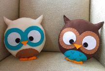 Char's Owls / by Char Awa Cockett