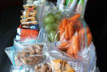 Snacks & Lunchbox Station