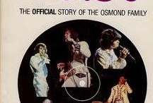 Books By and About Osmonds / Over the years I have been blessed to meet some very influential people, and members of the Osmond family are among that special group of people. These are some of the books that have been written by or about some of them.