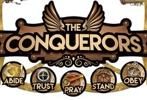 VBS 2016: The Conquerors / by DiAndra Berry