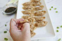 Dumpling recipes