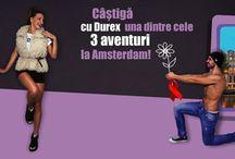 Stand Up For Safe Love / http://bit.ly/StandUpForSafeLove2014  Cumpara produse Durex, inscrie bonul fiscal si poti castiga una dintre cele 3 city-breaks @Amsterdam pentru doua persoane! :)