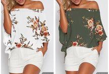 blusas bonitas