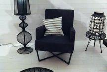 Zwart/Wit interieurs / Zwart wit interieurs