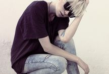 Boy style / I absolutely love boystyle/Tomboy style! Looks so awesome and I get inspired by it ^^