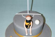 netball cakes